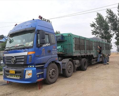 30吨木醋液发往新疆