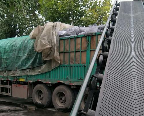 34吨脱色炭发往河南