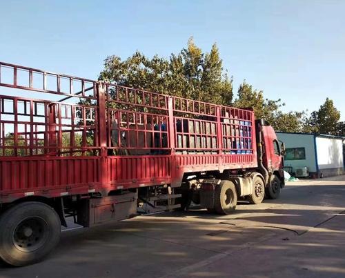 32吨农业级木醋液发往山东