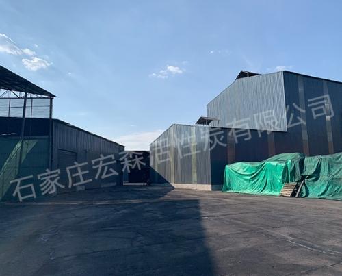 柱状活性炭厂区