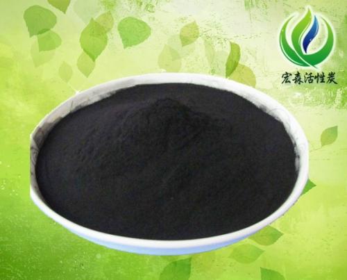 柱状木质活性炭