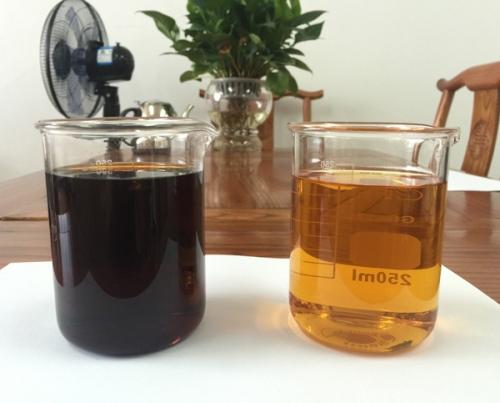 木醋液提纯