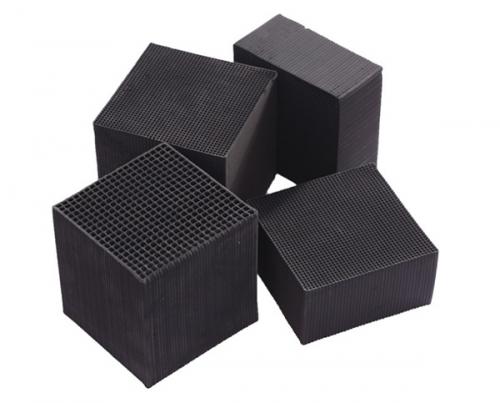 耐水型蜂窝活性炭