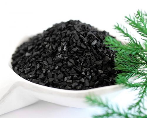 椰壳颗粒空气净化活性炭