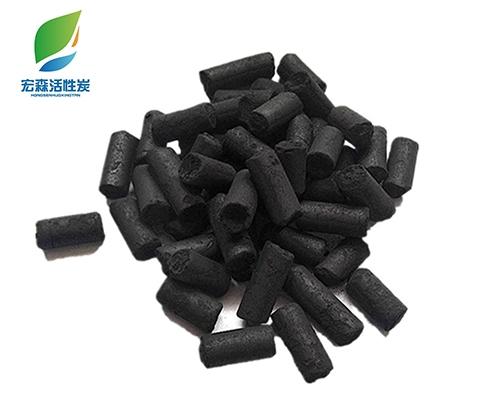 普通煤质柱状活性炭