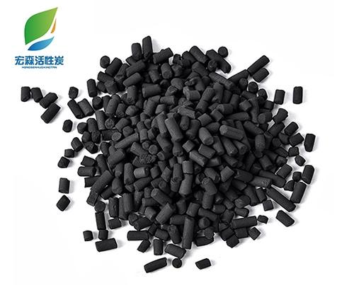 普通工业柱状活性炭