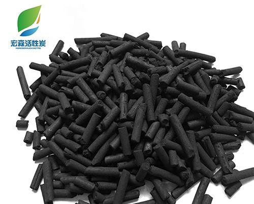 煤质柱状活性炭生产厂家