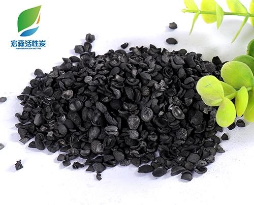 果壳颗粒空气净化活性炭