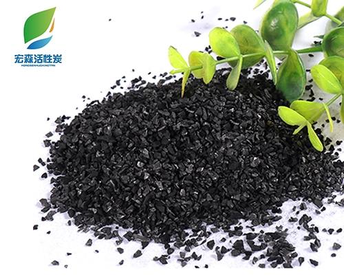 果壳颗粒水质净化活性炭