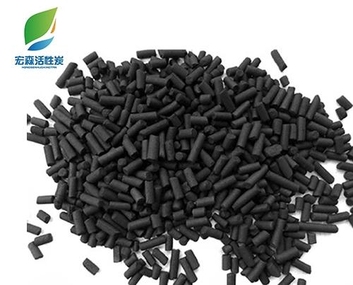 煤质柱状活性炭工艺