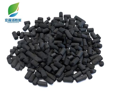 工业柱状活性炭价格
