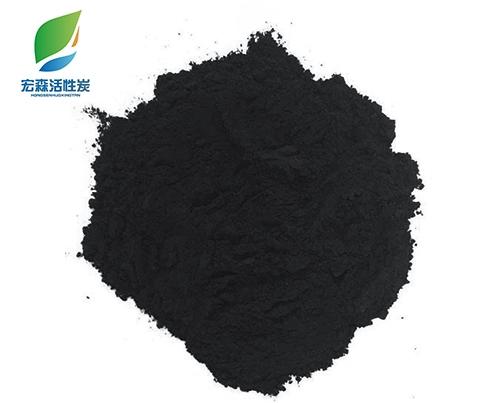 柱状木质活性炭生产