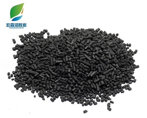 工业柱状活性炭生产厂家