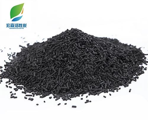 煤质柱状活性炭生产工艺