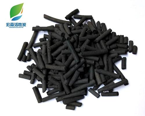 煤质柱状活性炭厂家