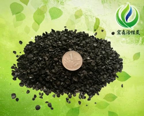 脱色活性炭应用